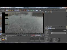 Tutorial Preview: Creating Realistic Water Surfaces in Cinema 4D with Hot4D - YouTube