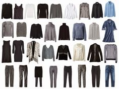 The Vivienne Files: Project 333 Autumn 2014 - I'm IN! #Project333 #CapsuleWardrobe
