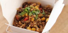 Tex-Mex Fried Rice By Ree Drummond