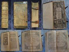 Sebastian Münster Kosmographie Der Welt 1400 Holzschnitte Basel 1628 A049S   eBay
