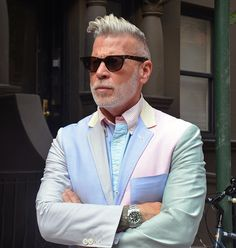 Bespoken Word: Menswear Icon Nick Wooster on What Defines Style Today