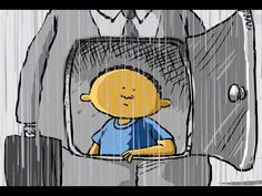 My favorite artist Peter Reynolds: a wonderful video about the child within Philosophy For Children, Peter Reynolds, Dot Day, Dancing In The Rain, Thinking Skills, Inspirational Videos, Great Videos, You Gave Up, Movies