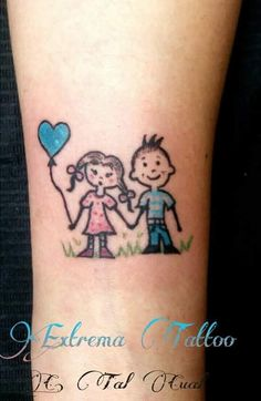 Tatuajes regalo dia de la madre, gracias Marina. #diadelamadre #extrematattoo #tatuajesenbadajoz #regalos Tattoo Ideas, Tattoo Designs, Disney Tattoos, Bro, Tatoos, Tatting, Names, Kids, Style
