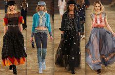 JULES FASHION: - Le défilé Chanel Métiers d'Art Pre-Fall 2014 Paris-Dallas au Texas