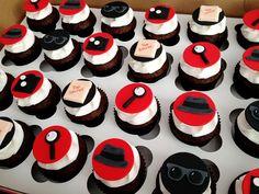 Emily's Delights: Spy Cupcakes