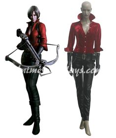 Custom Resident Evil 6 Ada Wong Cosplay Costume Halloween costume sold by Elsacosplay. Cosplay Costumes For Sale, Anime Cosplay Costumes, Cosplay Outfits, Adult Costumes, Halloween Costumes, Cosplay Ideas, Resident Evil Costume, Resident Evil Girl, Costume