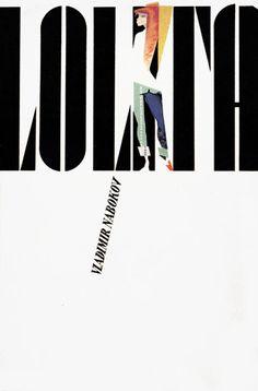 """Capa da edição de 1959 do livro """"Lolita"""" de Vladimir Nabokov. Design de Eugênio Hirsch. Editora Civilização Brasileira."""