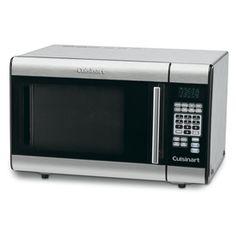 Cuisinart 1-cu ft 1,000-Watt Countertop Microwave (Stainless Steel)