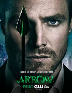 Arrow one of my favorite shows