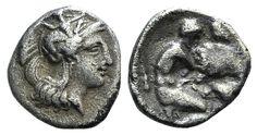 Northern Apulia, Tarentum, c. 325-280 BC. AR ... - Bertolami Fine Arts