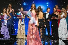 Caris Tiivel climbs the popularity ladder after winning Miss Universe Australia…