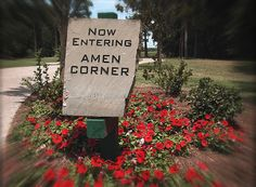 Title: Amen Corner - A Golfers Dream Artist: Ella Kaye Medium: Photograph - Photography - Digital Art, Digital, Photograph