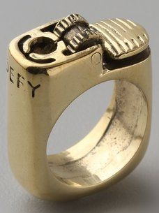 Monserat De Lucca Lighter Ring.. I really want this.