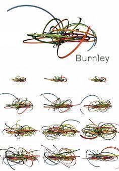 Logo for Burnley, England, by Burnley Vision Board. Логотип города Бёрнли, Англия, дизайн Burnley Vision Board. #city_brand 2009