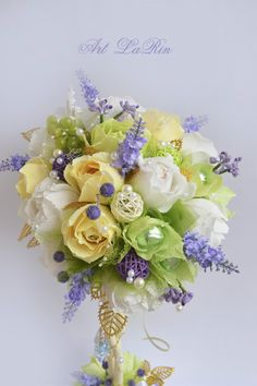 Gallery.ru / Фото #112 - Свадебные букеты, композиции из конфет. Wedding bouquets and - larin-dobro