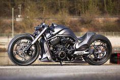 A dream bike for every rider, Harley Davidson V Rod GP-1