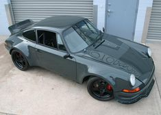 930 to 1973 RSR | 3.8L Twin Turbo | 6 Speed By Patrick Motorsports Porsche & Mid Engine Performance Specialists