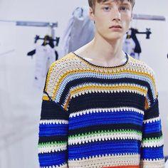 Decorialab knitwear Studio www.decorialab.com — official-page-msgm:   #MSGM #MassimoGiorgetti...