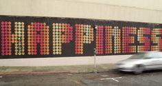 HAPPINESS : larkin st, sf, ca