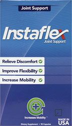 There's no supplement quite like Instaflex to control joint discomfort.
