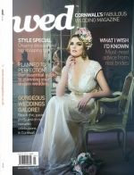 Becca's second front cover of Wed - Cornwall