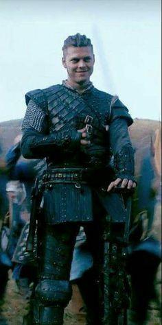Never trust a smiling Ivar.