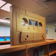 Art @ Massac: Cardboard Sculptures