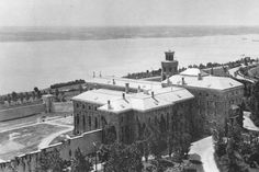 La prison de Québec en 1930