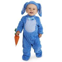 Baby Little Blue Bunny Costume, Infant Boy's, Size: