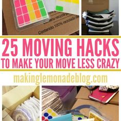Ultimate Collection of Moving Printables (FREE Printable Moving Kit!