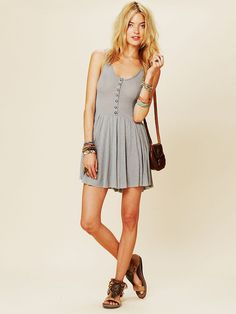 Sweet Times Dress #freepeople