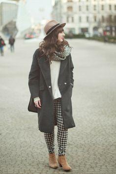 Maddinka - blog modowy : Gray coat.