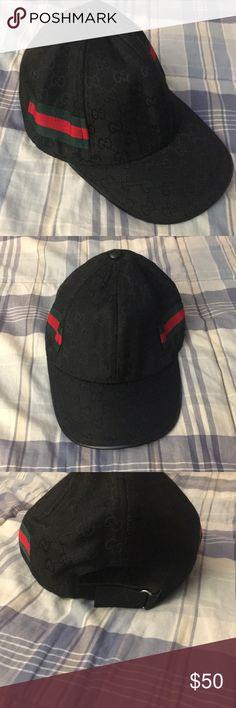 9833eb9fd8e Gucci Hat Black men s Gucci hat