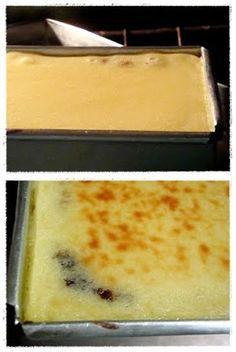 HESTI'S KITCHEN : yummy for your tummy: Puding Cassablanca (Agar Bakar) Puding Cake, Resep Cake, Pudding Desserts, Pudding Recipes, Dessert Recipes, Indonesian Desserts, Delicious Desserts, Yummy Food, Dessert Boxes