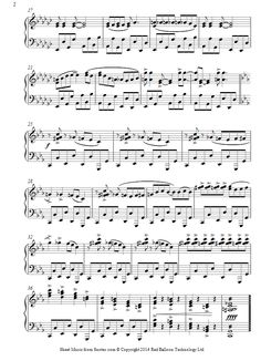David Bruce - Non-Stop Boogie sheet music for Piano