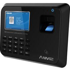 Biometric fingerprint reader... http://www.totalitech.com/