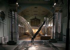 Paul Fryer ~ Lucifer (Morningstar) installation