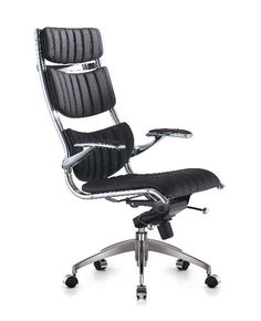High End Executive Office Chairs mesh back   High Back Executive Chair