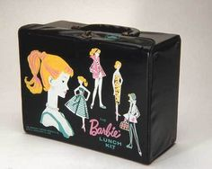 1962 Barbie Lunch Box (Lunch Kit)