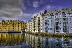 Alesund, Mansions, Architecture, House Styles, Arquitetura, Manor Houses, Villas, Mansion, Architecture Design