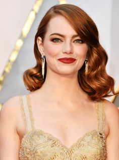 You Might Have Missed Emma Stone's Major Hair Change This Weekend+#refinery29