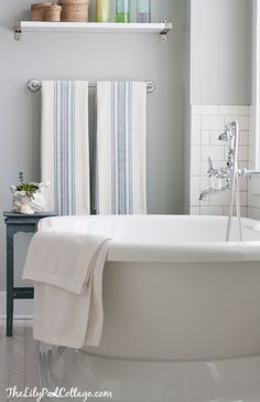 Coastal Bath Decor |