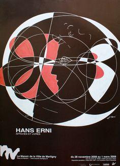 Hans Erni, Hans Erni exhibition Martigny, 2008