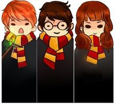 Printable Bookmarks Harry Potter #3