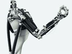 人間とほぼ同じ構造のロボットアーム - GIGAZINE