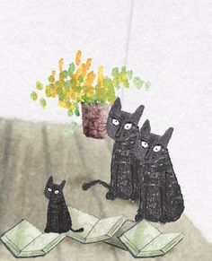 pont mind Huges és Bjürefor valamint Rafaela Szőke Ugly Mohican bár a legkisebb a macskáink közt aranyos kicsi szürke cica lányka
