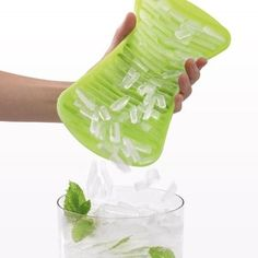 Crushed ice — one of the rarest pleasures of life. Get it from Amazon.