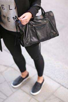 1168b963b0 26 Best Balenciaga city handbag images in 2019 | Purses, Bags ...