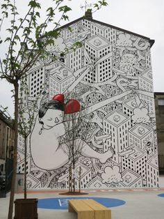 Street Art by Millo in Milano, Italy 1