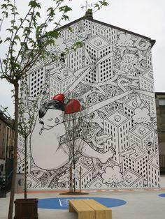 Street Art by Millo